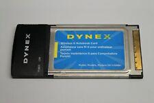 DYNEX WIRELESS 11G NB CARD WINDOWS XP DRIVER DOWNLOAD
