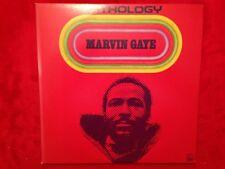 """Marvin Gaye  """"Anthology""""  LPX3  1974  Motown  M9-791A3  Soul  33rpm  12"""" USA  NM"""