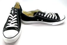 Converse Shoes Chuck Taylor Ox All Star Black/White Sneakers Mismatch 11/10.5