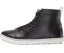 Birkenstock Mens Bartlett Sz 10-10.5 EUR:43 Black Leather High Top Sneaker Shoes