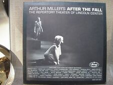 Arthur Miller's AFTER THE FALL Lincoln Center- 1968 Mercury 4 LP Box Set #2207