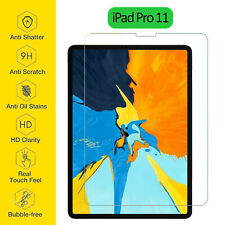 Tempered Glass Film Screen Protector Ultra Thin Clear For Apple iPad Pro 11 inch