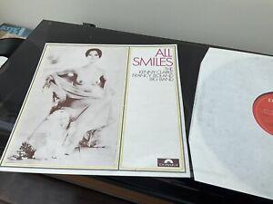 Kenny Clarke Francy Boland Big Band All Smiles UK LP Sahib Shihab, Dave Pike