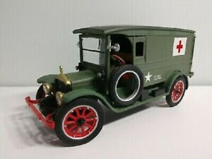 National Motor Museum Mint 1920 White Army Ambulance #20ARMY