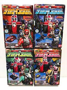 Power Rangers SPD Dekaranger Mini pla DEKA WING ROBO Megazord NEW DHL Ship F/S