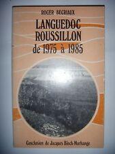 Languedoc Roussillon de 1975 à 1985, 1976, BE