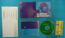 THE CHARLATANS UK North Country Boy + 3 Japanese CD EP 1997