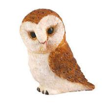 Harmony Ball Kingdom Pot Bellys Figurine Barn Owl Bird Animal Trinket Box Statue