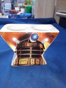 BBC Dr. Who Twin Egg Cup - Dalek & Cyberman (What Kids Wan't) - BonBon Buddies