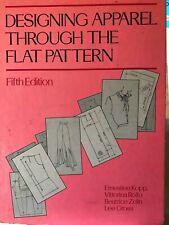 Designing Apparel Through the Flat Pattern by Beatrice Zellin, Ernestine Kopp...