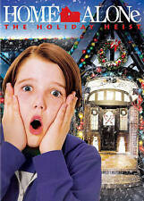 HOME ALONE HOLIDAY HEIST (DVD, 2013) NEW