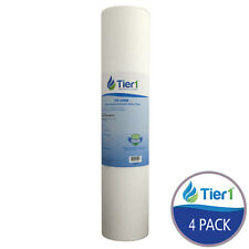 Fits Pentek DGD-5005 Comparable 20 x 4.5 5 Micron Sediment Water Filter 4 Pack