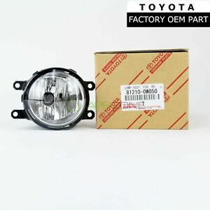 GENUINE TOYOTA 4RUNNER SCION TC LEXUS IS250 RIGHT HAND FOG LAMP OEM 81210-0W050