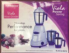 Premier Viola Mixer Grinder KM 514 capacity 0.5L with jar 1.25L 110v 60hz 650W