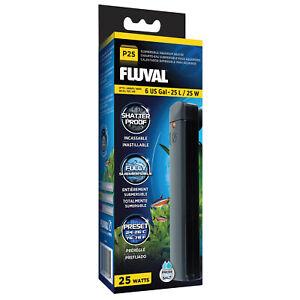 Fluval 25W Unterwasser tauchbarer Aquarienheizer - Heizstab für Nano Aquarien