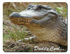 Croc 'Daddy Cool' Fathers Day Dad Gift Computer Mouse Mat Christmas Gi, AR-C1DCM