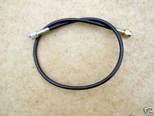TRIUMPH T120 TR6 UNIT 650 TACHOMETER TACHO REV  CABLE SPADE SQUARE 60-0578 D578