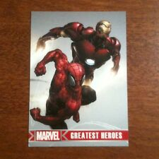 Marvel 2012 Greatest Heroes Promo Card P1