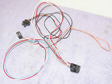 1967 Mercury Cougar XR7 GT 6.5 Litre UNDER DASH SEQUENTIAL RELAY WIRING PLUGS
