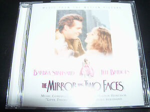 The Mirror Has Two Faces (Barbara Streisand) Original Soundtrack CD Like New