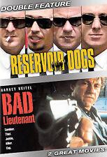 Reservoir Dogs/Bad Lieutenant (Dvd, 2007, 2-Disc Set)