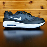 Nike Air Max 1 G Golf Black Anthracite CI7576 001 Men's Golf Shoes SZ 9.5 NO BOX