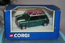 Corgi Classic - Large British Racing Green MINI - Sealed in Original Box Diecast