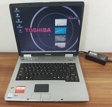 "15"" Notebook Toshiba Satellite L10-104 1,6GHz 60GB 512MB Wlan DVD WinXP"