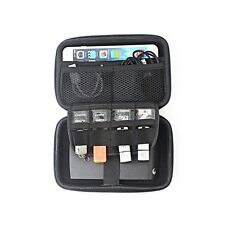 Electronics Cable Organizer Bag USB Flash Drive Memory Card HDD Case Camera Case