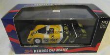 Minichamps 1:43rd Porsche 956L 24hr Le Mans Merl/Narvaez/Schickentanz 1983 #12