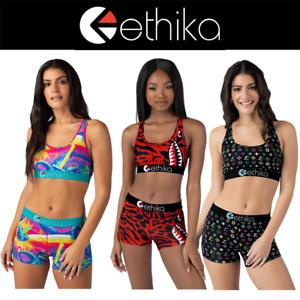 Ethika Women's Sport Bra and Shorts Set - Models 2021