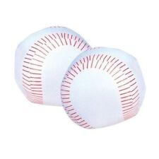 12 Baseball  Foam Balls  Party Favors  Team Sport Strike