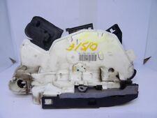 *VW GOLF MK7 4DR 2013-ON DRIVER RIGHT FRONT DOOR LOCK MECHANISM 5K2837016D