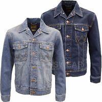 Wrangler Men's Classic Western Denim Jacket, BNWT