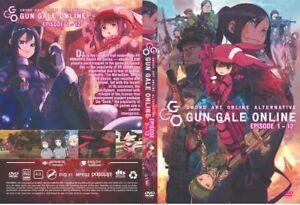 Sword Art Online Alternative Gun Gale Online (Chapter 1 - 12 End) ~ All Region ~