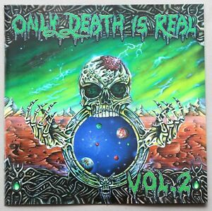 Only Death is Real Vol. 2 CD Sempler 14 Tracks #1-604