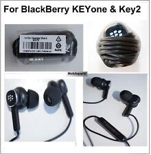 Genuine BlackBerry WH70 Premium Headphones for Classic Key2 KEYONE Motion Priv