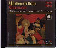 Weihnachtliche Chormusik| Machet die Tore weit | CD-Album,