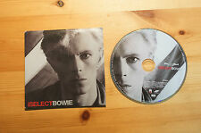 Rare David Bowie I Select Promo Edition 12Tracks EMI UPDB001 Mint / Sleeve VG