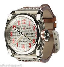 orologio LAMPERTI & LANCINI Type A ispirato all' AUTO UNION anni '30 ETA 2824/2