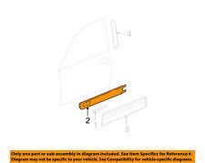 Chevrolet GM OEM 02-04 Trailblazer EXT Front Door-Side Molding Left 88937014