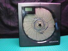 -Dickson Th622 Temperature Humidity Chart Recorder