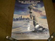 The Day After Tomorrow Video Poster 2004