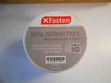 "New listing New ""Xfasten"" Seal Repair Tape-Waterproofing White 4""X10'-New"