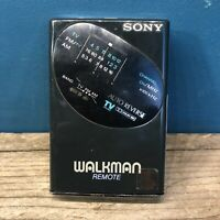 SONY Walkman WM-F109 Personal Cassette Player - Rare Untested No Battery Clip