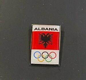 Albania Tokyo 2020 NOC Pin Badge