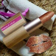 Zao MAKE-UP Pearly Lipstick 405 chiarore Rossetto Naturkosmetik bio bambusbox