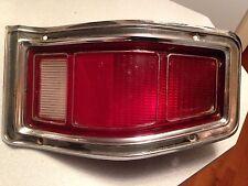 1976 Dodge Aspen Station Wagon RH Right Tail Light Lamp Lens & Housing OEM Mopar
