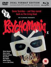 Psychomania DVD (2016) George Sanders, Sharp (DIR) cert 15 2 discs ***NEW***