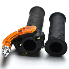 "7/8"" 22mm Throttle Grip Handle Bar for 49cc 66 80cc ATV Pocket Motorized Bike XQ"
